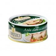 Conserva de Atún Claro en Aceite de Oliva - Peso Neto 160 gr