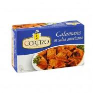 Conserva de Calamares en Salsa Americana - Peso Neto 115 gr